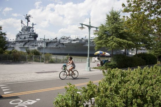 Bike paths and bike lanes for traffic-free cycle rides in New York   New York traffic can discourage the casual cyclist from going for a ride in NYC, but try these five protected bike paths and bike lanes in parks for a car-free route.