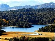Argentine Lake District San Carlos de Bariloche city Nahuel Huapi Lake