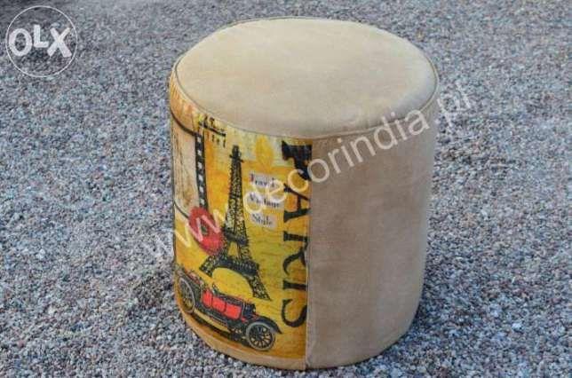 Pufa indyjska W Stylu Loft Vintage (WZORY) Raszyn - image 1