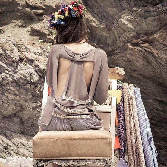 Xifias Blouse- Kalamaraki Shorts  #madameshoushou #photoshoot #new #collection #spring #summer #2013 #girl #vintage #retro #girly #flowers #fashion #style #bow #lace #girls #romantic