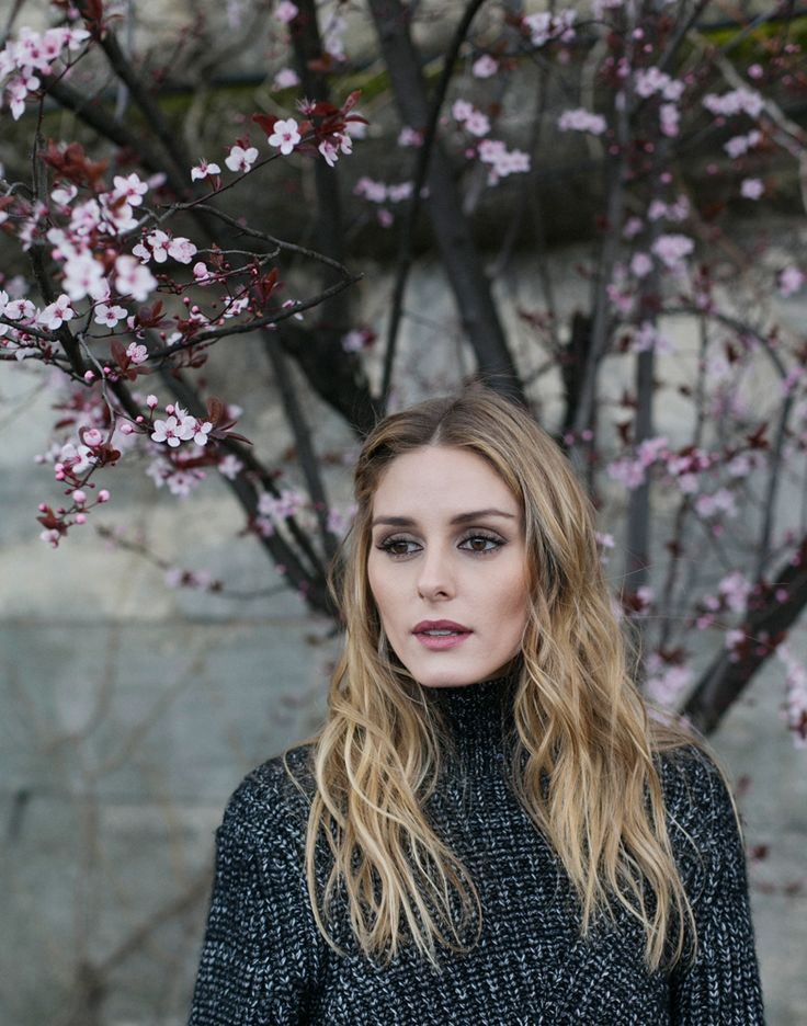 Olivia Palermo Fashion Ads