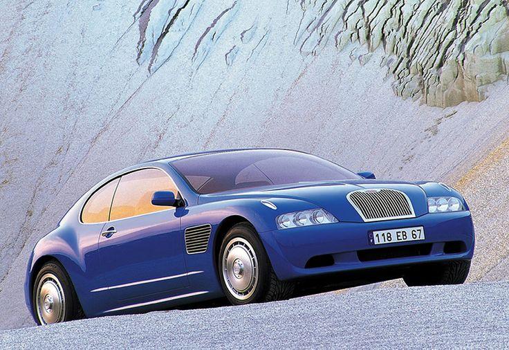 1998 Bugatti EB 118