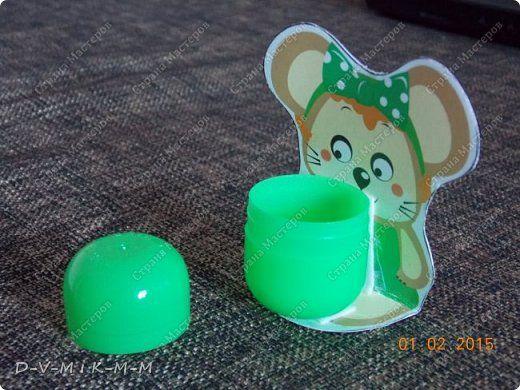 Игра настольная Раннее развитие Сенсорная игра Мышки с ведерками или Ходилки  с усложнением Картон Киндер-сюрприз фото 10