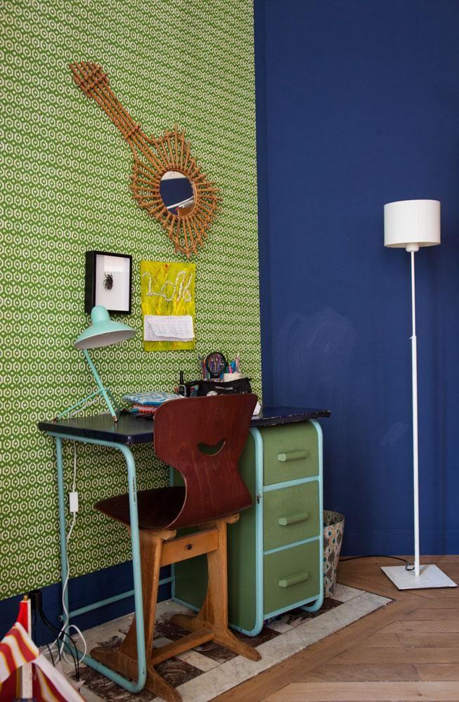 125 best Desk - Le bureau images on Pinterest | Office desks ...