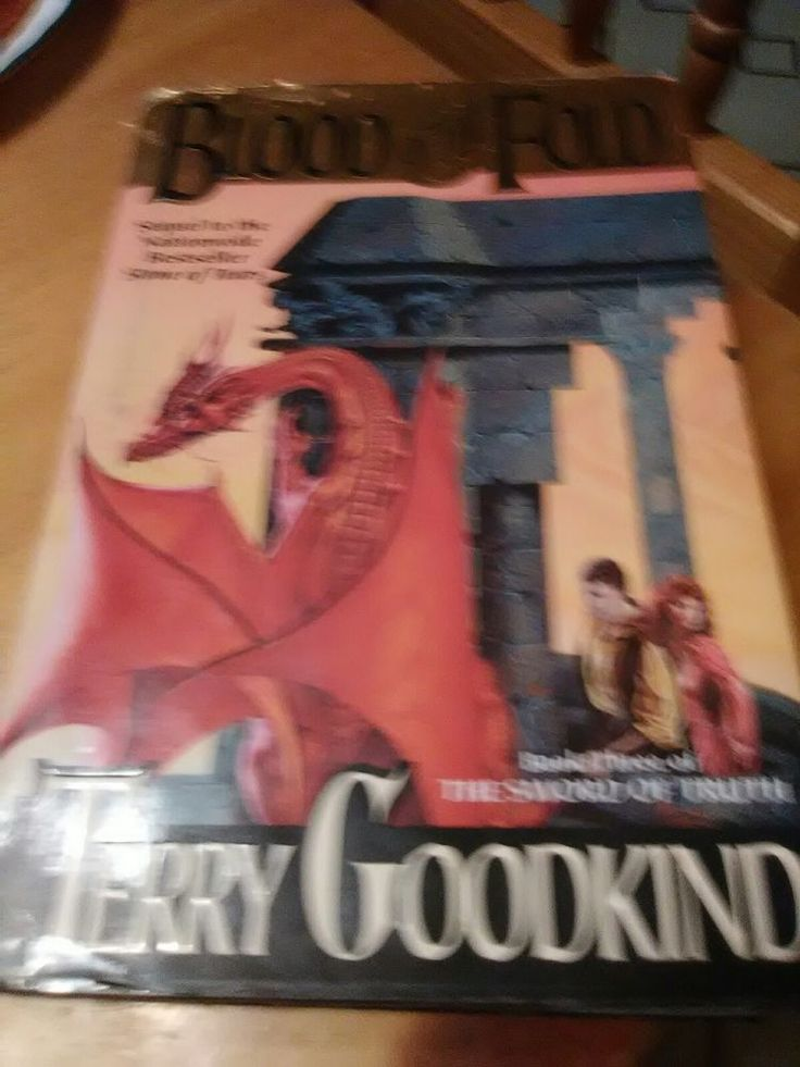 Blood of the Fold (Sword of Truth, Book 3) Hardcover – October 15, 1996