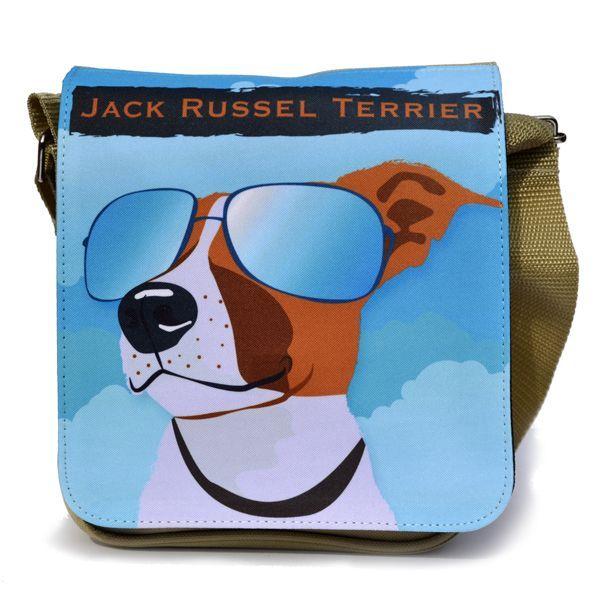 Jack Russel táska