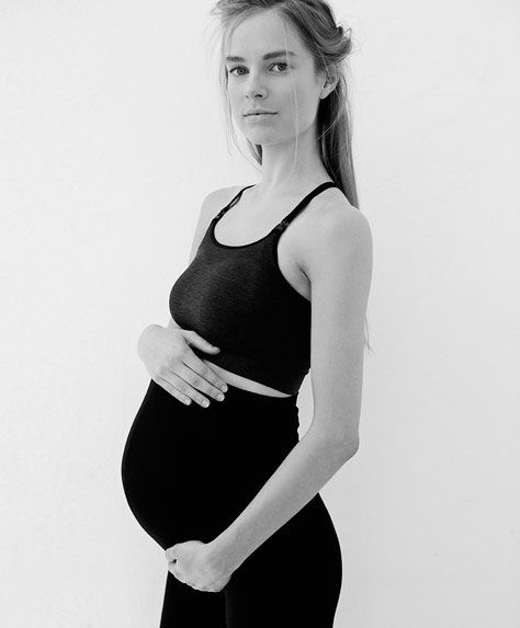 Maternity Gym leggings - OYSHO