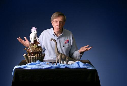 Barry Lynn and Noah's Ark