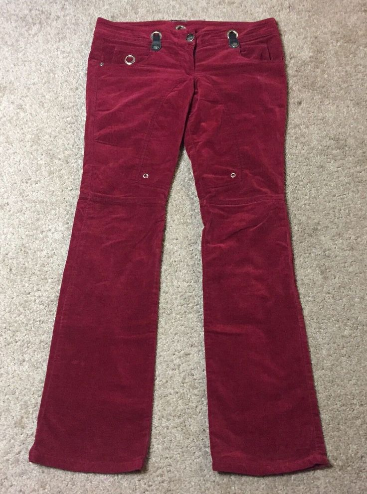 LIP SERVICE Vicious Velvet pants #82-95