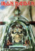 Iron Maiden - 'Aces High' Postcard