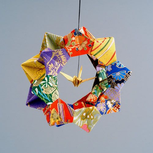 Picture Of Diy Origami Ornaments: 25+ Best Ideas About Christmas Origami On Pinterest