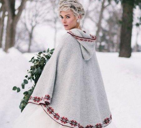 Vous êtes de plus en plus nombreux à succomber au romantisme du mariage sous la neige. Pour que votre plus beau jour en blanc reste inoubliable, suivez notre sélection de robes de mariée d'hiver, vues sur Pinterest.
