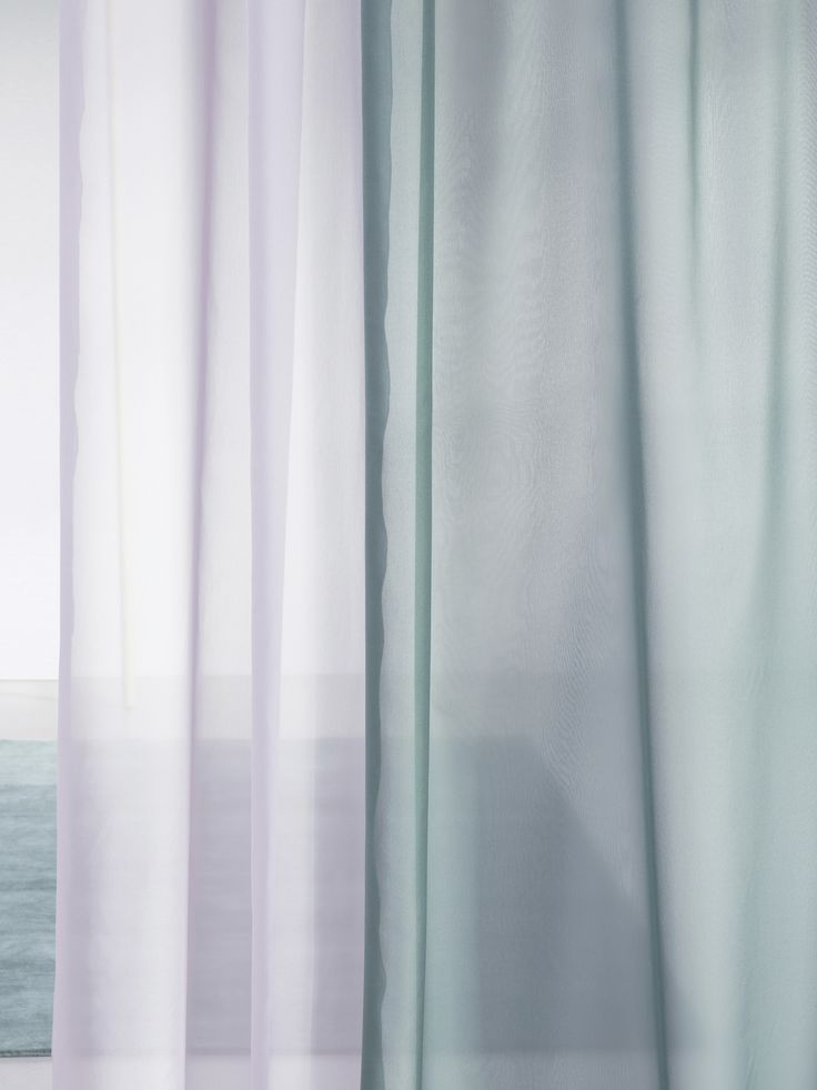 The FLYER curtain. Part of the ZOOM collection