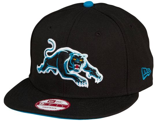 Penrith Panthers Team Up 9Fifty Snapback Cap by NEW ERA x NRL