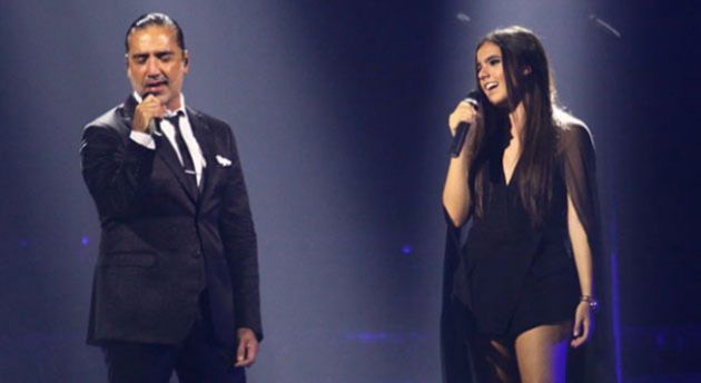Alejandro Fernandez's Daughter Launches Singing Career