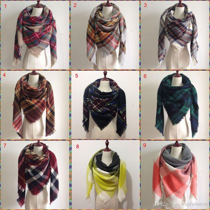 "FREE Scarf! We love blanket scarves! Scarves are approx. 60"" x 60"" Super, soft acrylic fabric. Only pay shipping!"