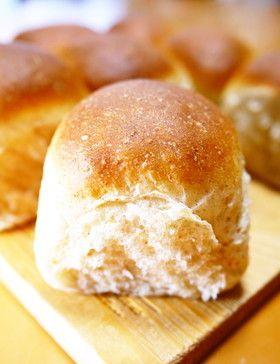 大豆粉入り全粒粉ちぎりパン by ほっこり~の [クックパッド] 簡単 ...
