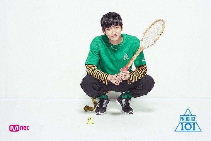 Kim Tae Dong (김태동)   Produce 101 Season 2