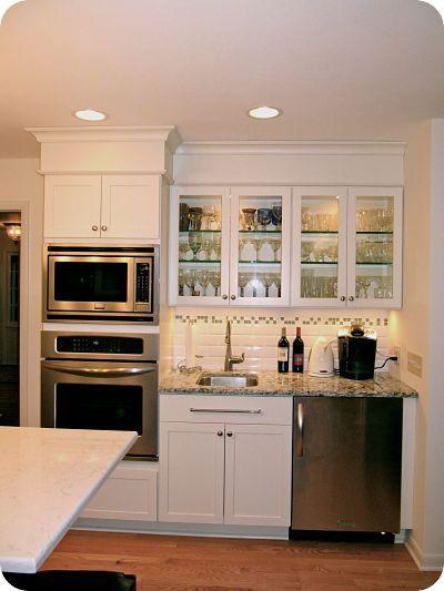 17 best ideas about basement kitchen on pinterest for Small basement kitchen ideas