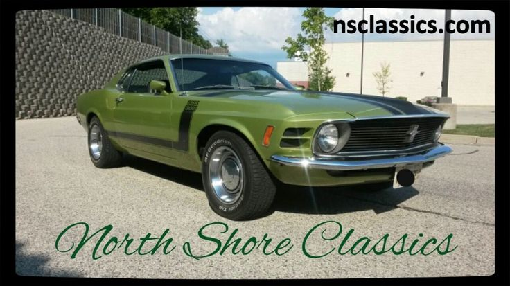 Used 1970 Ford Mustang - BOSS 302- NUMBERS MATCHING-REAL DEAL PONY CAR- | Mundelein, IL