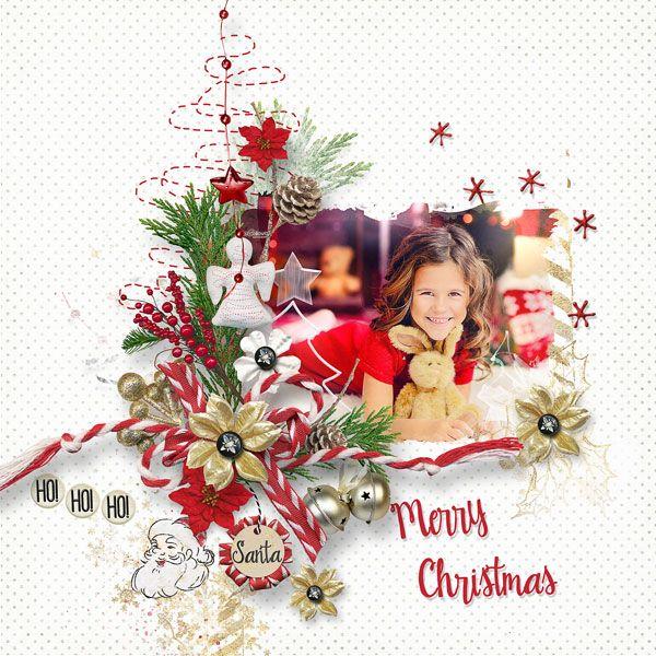 """Christmas Joy"" Collection + Free Gift by Palvinka Designs http://www.thedigichick.com/shop/Palvinka-Designs/ save 65% photo Maria Kasilova use with permission"