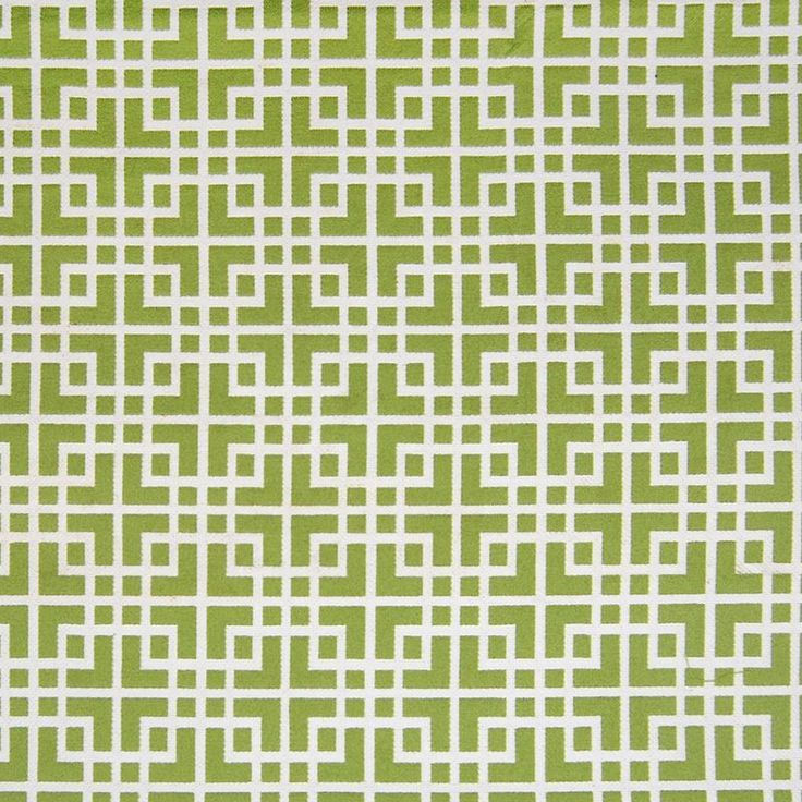 Amazing kiwi geometric upholstery fabric by Greenhouse. Item A6345-KIWI. Lowest prices and free shipping on Greenhouse fabric. Search thousands of luxury fabrics. Only first quality. Width 54 inches. Sold by the yard.