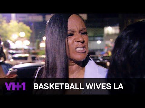 Jackie Christie Almost Punches Angel Brinks | Basketball Wives LA - YouTube