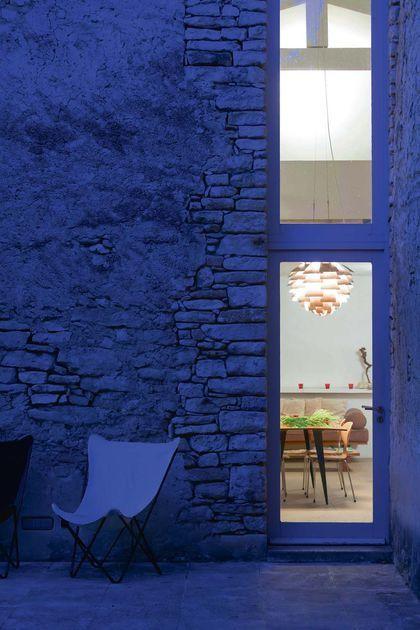 Maison de campagne, ferme, mas provençal à louer dans le Lubéron - Côté Maison