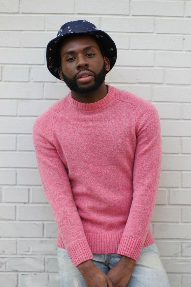 25  cute Pink sweater men ideas on Pinterest | Pink jumper mens ...