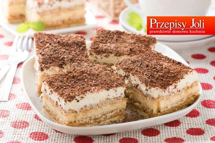 3 BIT CIASTO - NAJLEPSZY PRZEPIS - sprawdzony przepis na idealne ciasto bez pieczenia, które smakuje cudownie. Ciasto na specjalne okazje i na co dzień.
