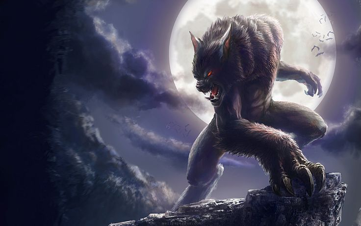 pictures of girl a werewolf | Werewolf Physiology