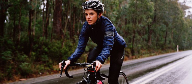 Want: Rapha Women's Rain Jacket
