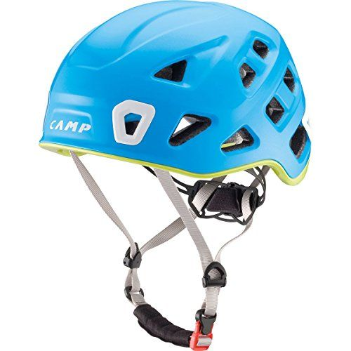 With the new Storm, Camp has taken their experience with the popular Speed helmet and fine-tuned it for technical climbing and mountaineering. The Speed has long been the helmet of choice for competitive ski mountaineering based on its lightweight, comfortable and well ventilated design. These...