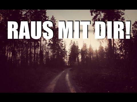 RAUS mit DIR & ab ins ABENTEUER ;) #Outdoor #Bushcraft #Trekking #Harz - YouTube