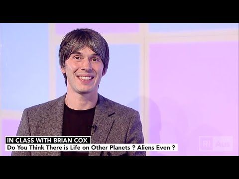 In Class with Professor Brian Cox - Brian answers student questions
