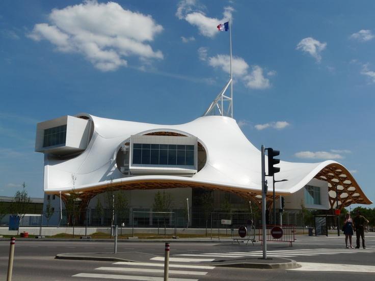 Pompidou Centre in Metz