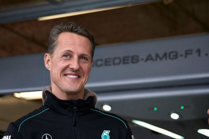 Enquanto luta pela vida no hospital, Michael Schumacher agora precisa derrubar uma pneumonia.