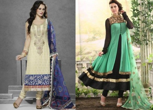 Indian Designer Salwar Kameez 2014