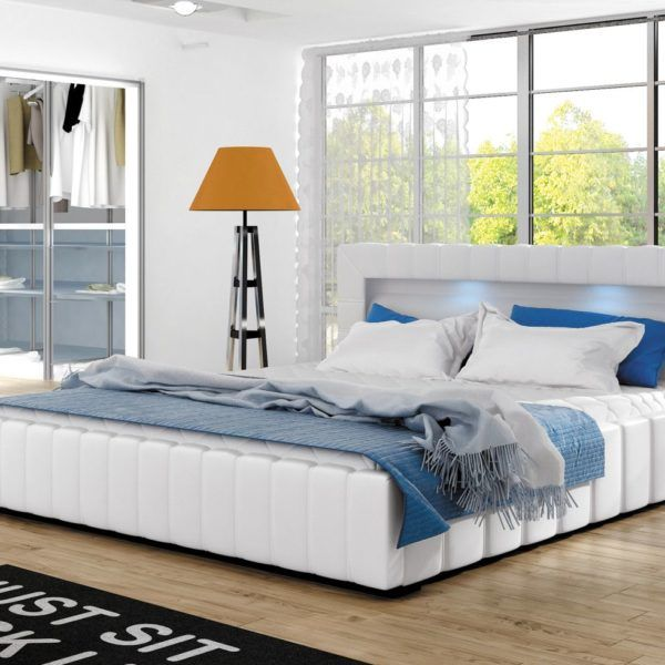 Lucca bed - Sofas beds furniture shop Oslo Norway