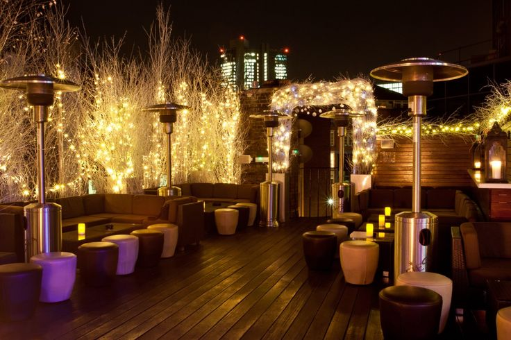 Golden Bee Shoreditch Recommended As One Of Best Rooftop