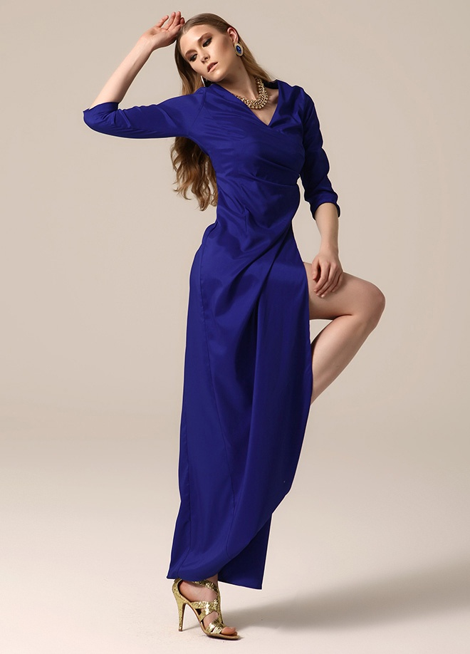 NAKED QUEEN Elbise Markafonide 1190,00 TL yerine 307,99 TL! Satın almak için: http://www.markafoni.com/product/3759173/