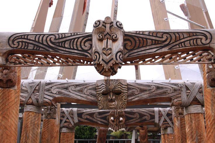 Rotorua: villaggio Te Puia