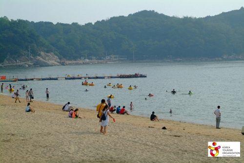 Korea_Eulwongri Beach(을왕리 해수욕장)
