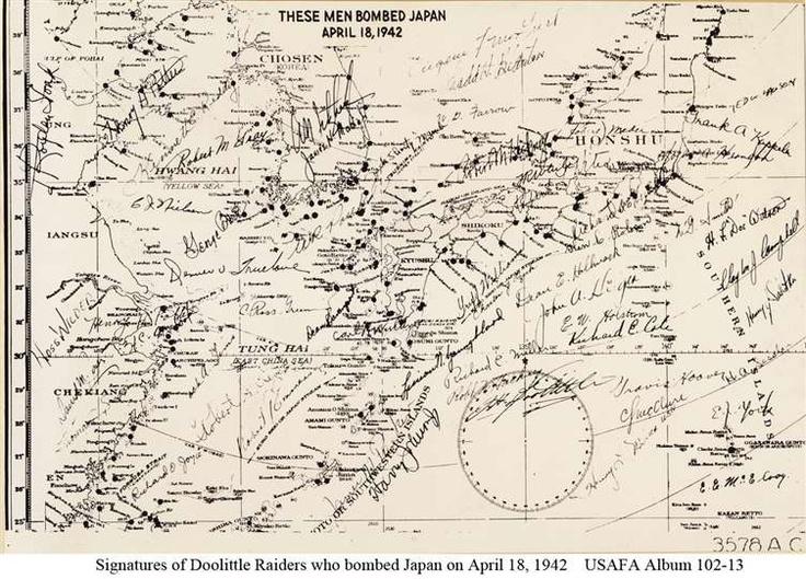 147 best Doolittle u201cu201cTokyo - copy map japan world war 2