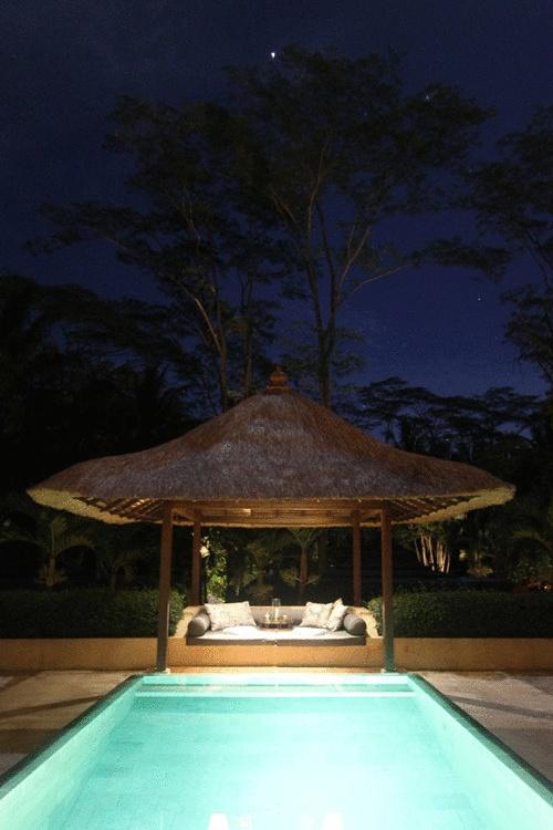 Amanjiwo, a small, sublime retreat on Java