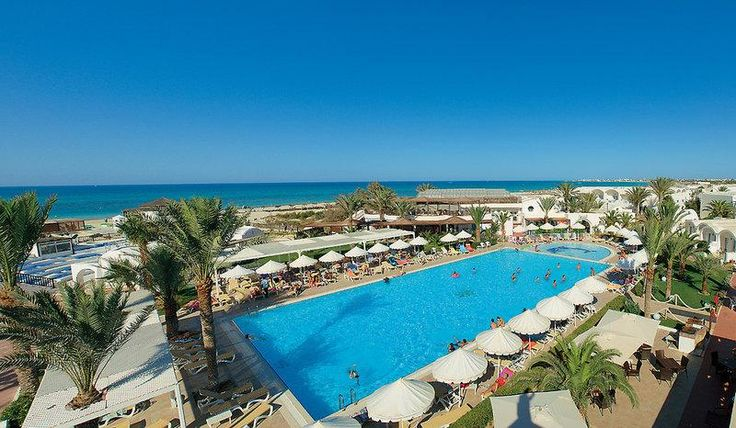 Meninx in Insel Djerba - Hotels in Tunesien