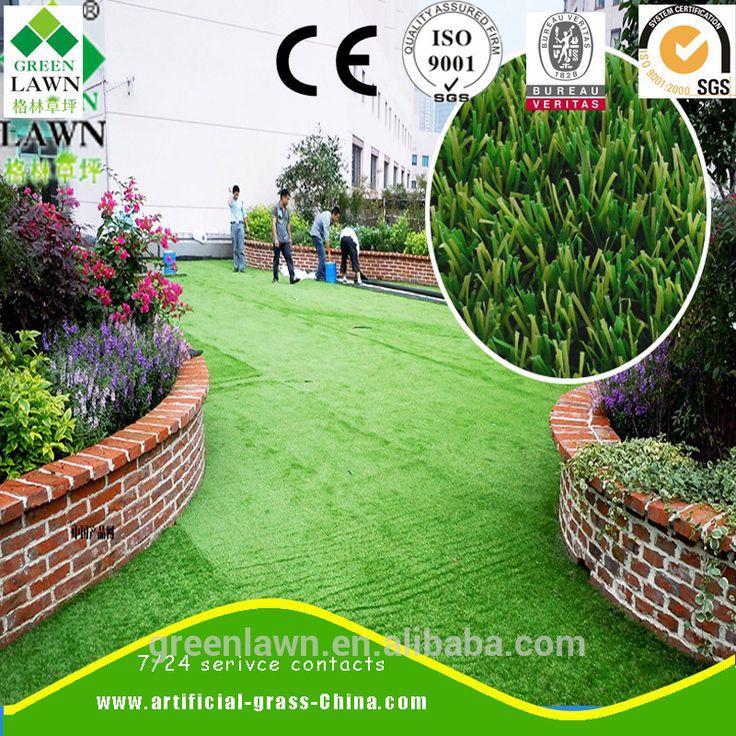"""""""Green Plastic Artificial Grass Mats, Cheap Artificial Grass Carpets For Sale"""""""
