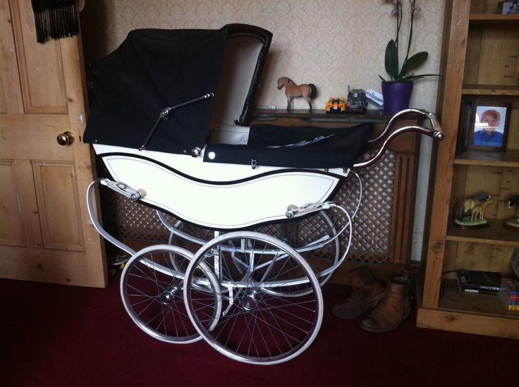 Original Marmet Coach Built Pram In Vgc | eBay