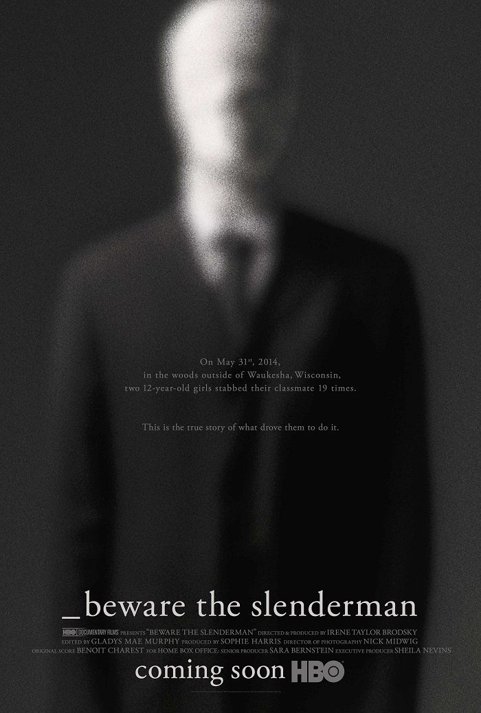 Here's a Look at HBO's BEWARE THE SLENDERMAN Documentary Poster — GeekTyrant
