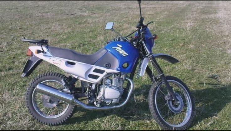 JAWA 125 Sport  !